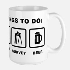 Land Surveying Mug