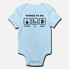 K9 Police Infant Bodysuit