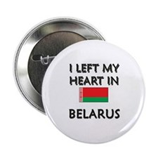 I Left My Heart In Belarus Button