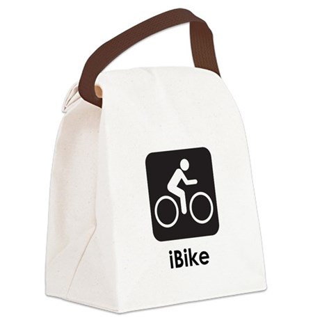 iBike Canvas Lunch Bag