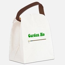 Garden Ho Green.png Canvas Lunch Bag