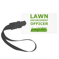 Lawn Offier Green.png Luggage Tag