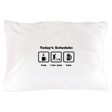 Janitor Pillow Case