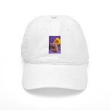 Sunflower Girl Baseball Cap