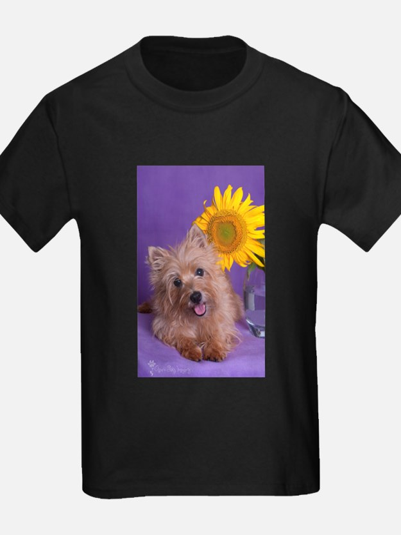 Sunflower Girl T
