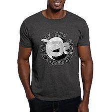 YTS B/W D T-Shirt