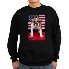 All American Bulldog Sweatshirt