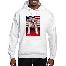 All American Bulldog Hoodie