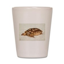 Tortoise Time! Shot Glass