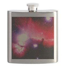 Optical image of Horsehead Nebula and sur - Flask