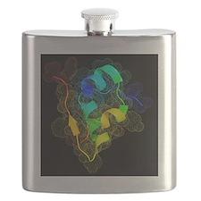 Insulin molecule - Flask