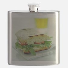 Toasted cheese sandwich - Flask