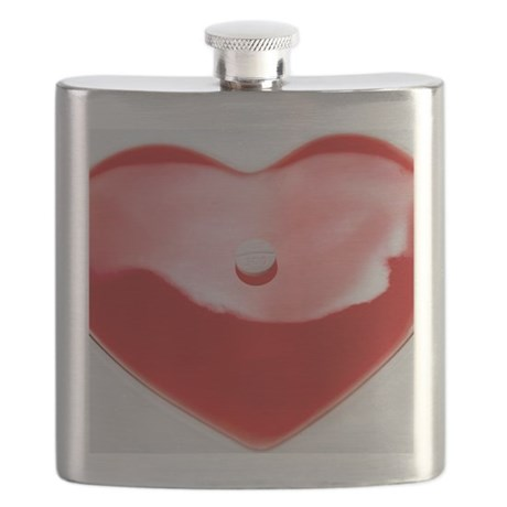 Unhealthy heart - Flask