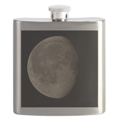 Waning gibbous Moon - Flask