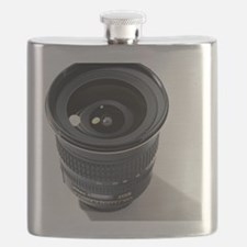 Wide-angle zoom camera lens - Flask