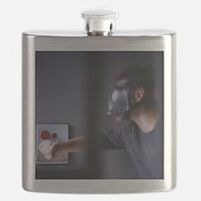 Gas mask emergency - Flask