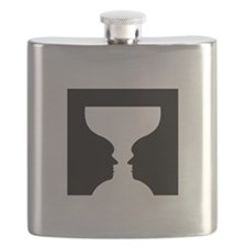 Goblet illusion - Flask