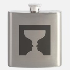 Goblet illusion - Flask