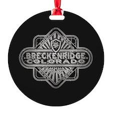 Breckenridge Vintage Diamond Ornament