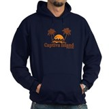 Captiva island Dark Hoodies