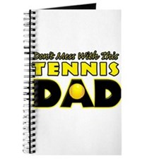 Dont Mess With This Tennis Dad copy.png Journal