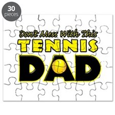 Dont Mess With This Tennis Dad copy.png Puzzle