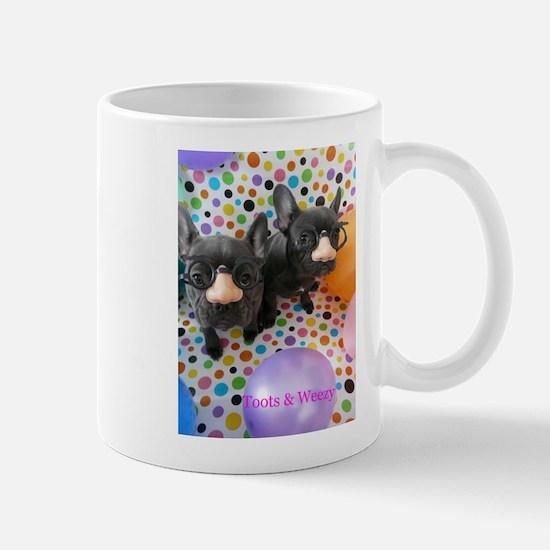 Toots & Weezy Mug