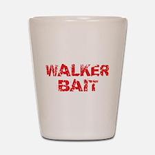 Walker Bait Shot Glass