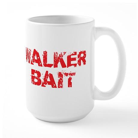 Walker Bait Large Mug