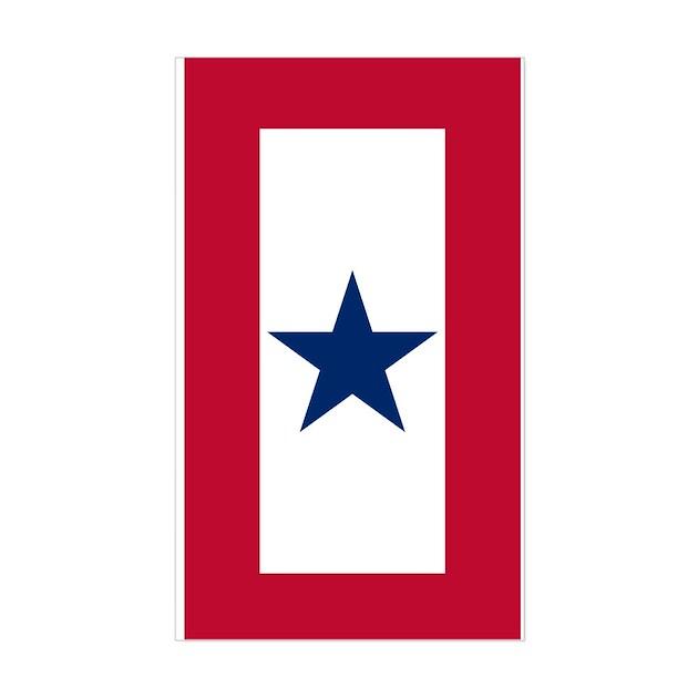 blue star service flag - photo #10