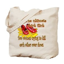 Ultimate Chick Flick Tote Bag