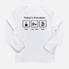 Hairdressing Long Sleeve Infant T-Shirt