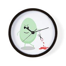 A cute killer. Wall Clock