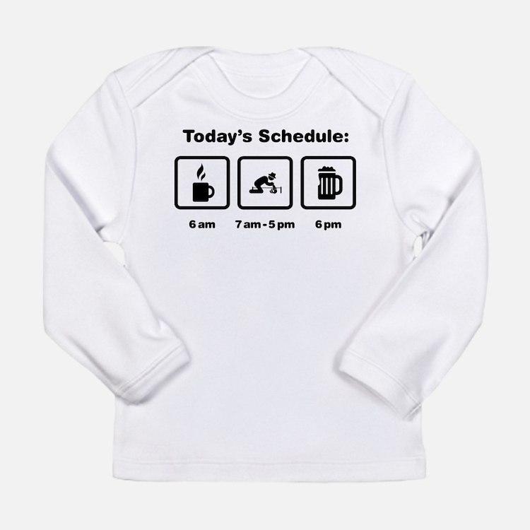Archaeologist Long Sleeve Infant T-Shirt