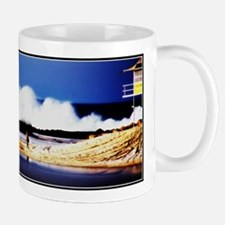 Gold Coast Waves Small Small Mug