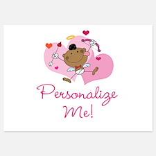 Personalizable Cupid Invitations