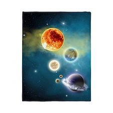 New Solar System Twin Duvet