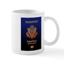 PASSPORT(USA) Mug