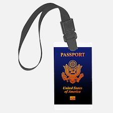 PASSPORT(USA) Luggage Tag