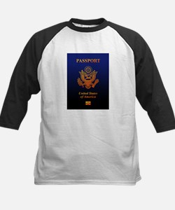PASSPORT(USA) Tee