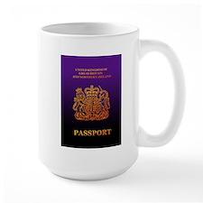PASSPORT(UK) Mug