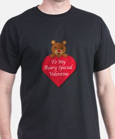 A Beary Special Valentine T-Shirt