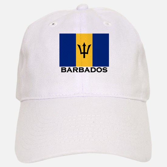 Barbados Flag Stuff Baseball Baseball Cap
