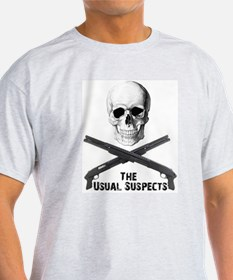 Usual Suspects Logo 2 T-Shirt