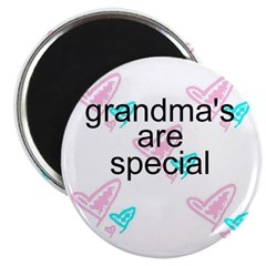 GRANDMA'S ARE SPECIAL Magnet
