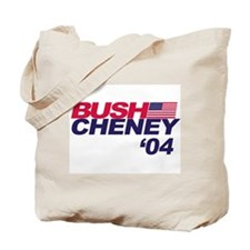 Bush/Cheney Tote Bag