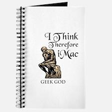 The Geek God's Journal