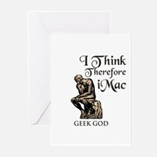 The Geek God's Greeting Cards (Pk of 10)