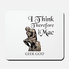 The Geek God's Mousepad