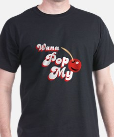 Wana Pop My Cherry T-Shirt